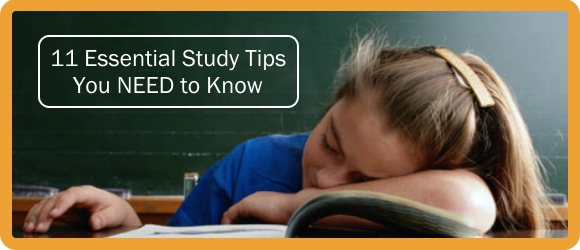 Study and Exam Tips and Advice