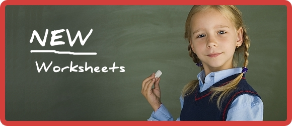 New Worksheets Available for Download