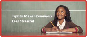 Make Homework Fun