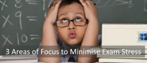 3 Areas of Focus to Minimise Exam Stress South Africa
