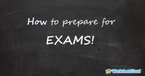 Video - How to Prepare for Exams