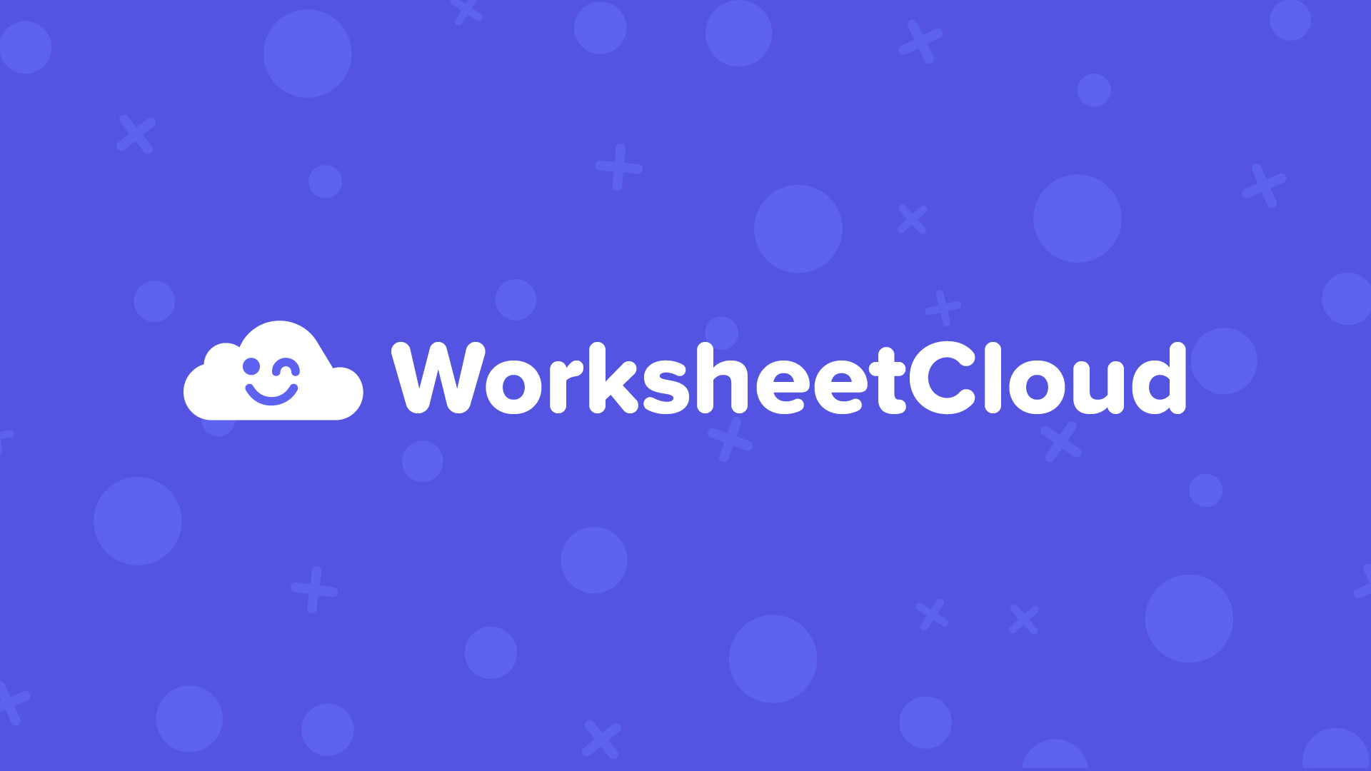 WorksheetCloud